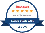 Avvo Live Reviews Badge