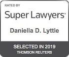 Super Lawyers Daniella Lyttle